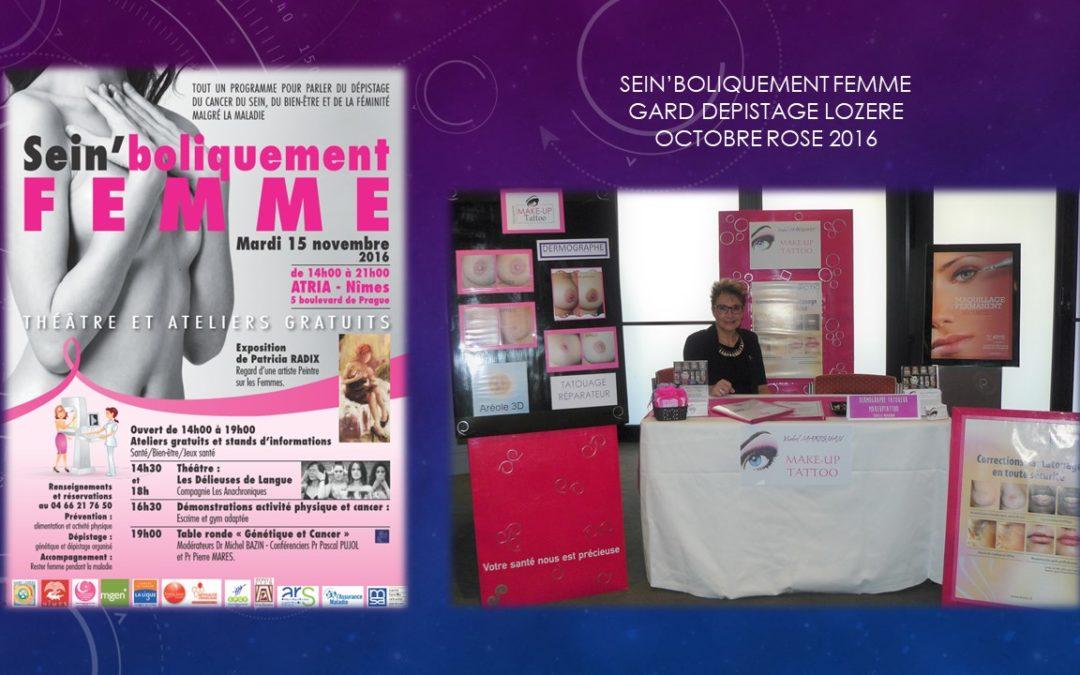 SEIN'boliquement FEMME 2016