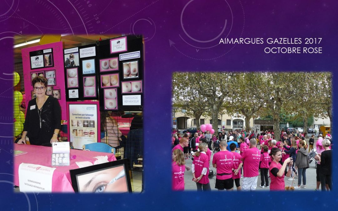 Aimargues gazelles 2017