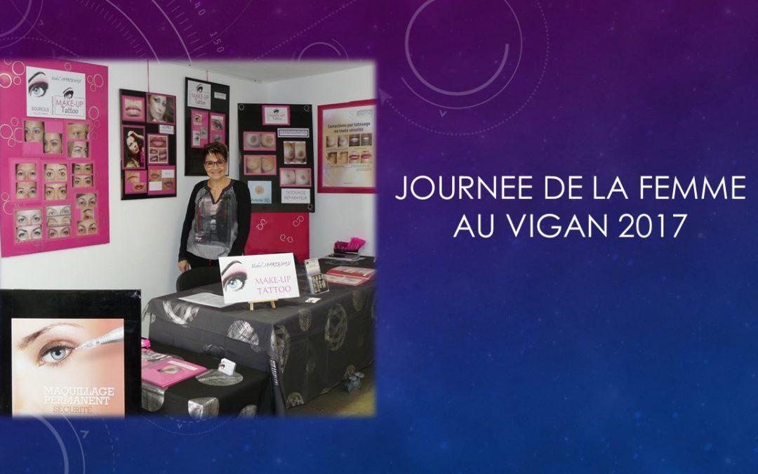 ysabel Marignan, dermographe,Journée de la femme au Vigan 2017