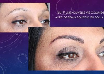 Maquillage Permanent Sourcils - Nîmes Ysabel Marignan