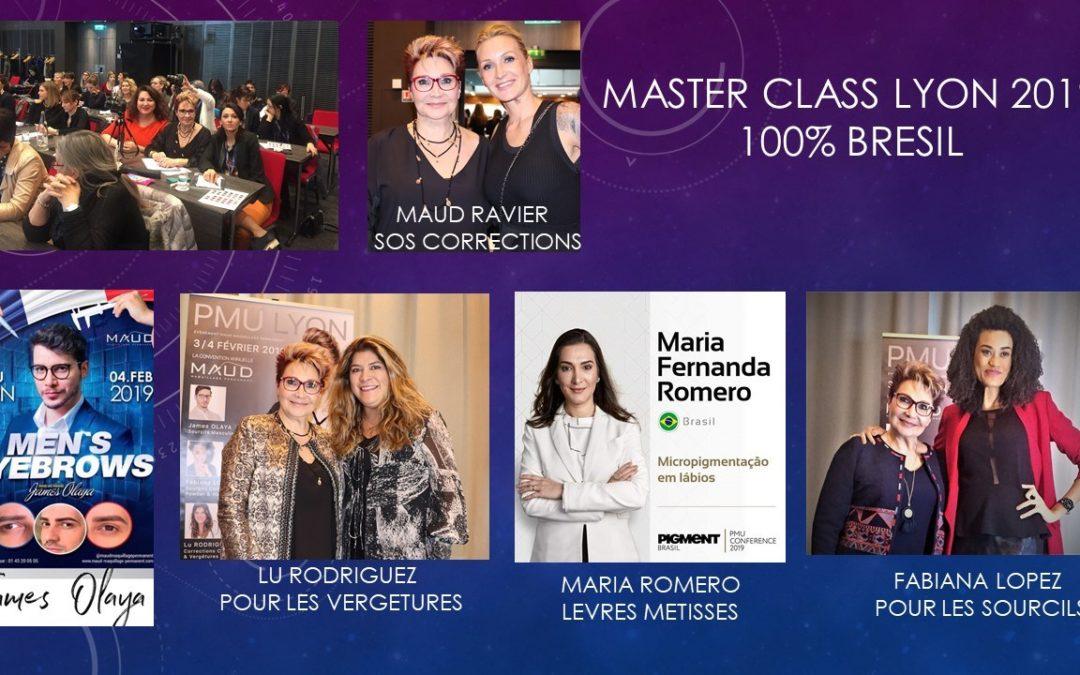 Master Class Maud Lyon 2019