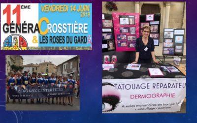 Générac crosstière et les roses du Gard Juin 2019