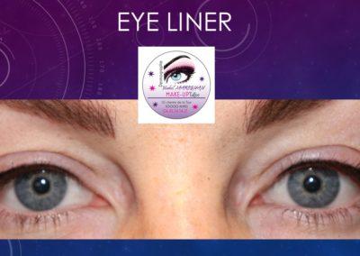 EYE LINER Nîmes,marseille,montpeliier,alès, tatouage eye liner