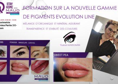 formations maquillage permanent nîmes pigments vegans de qualité