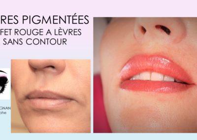 MAQUILLAGE PERMANENT NIMES YSABEL MARIGNAN,levres pigmentées candy lips