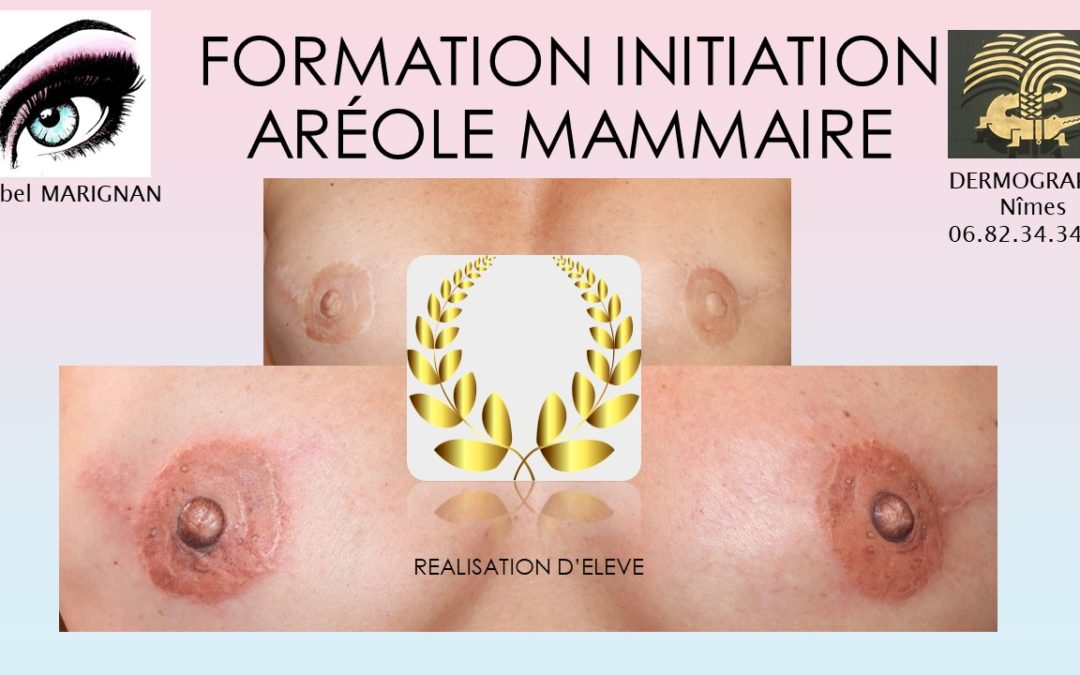 FORMATION AREOLES 3D NIMES YSABEL MARIGNAN