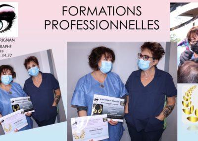 formation micropigmentation capillaire tricopigmentation nimes montpellier marseille, ysabel marignan