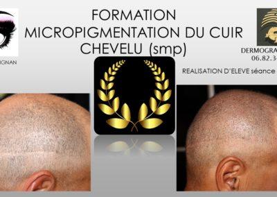 formation tricopigmentation nimes, montpellier, avignon