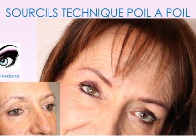 microblading digital nimes sourcils poil a poil