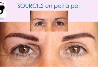 maquillage permanent nimes sourcils poil a poil naturel ysabel marignan