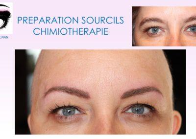 maquillage permanent avant chimiothérapie nimes institut du sein diane