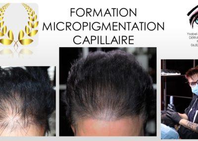 formation en micropigmentation capillaire nimes ysabel marignan